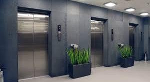 یو پی اس مخصوص آسانسور